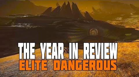 Elite Dangerous - The Year in Review 2017