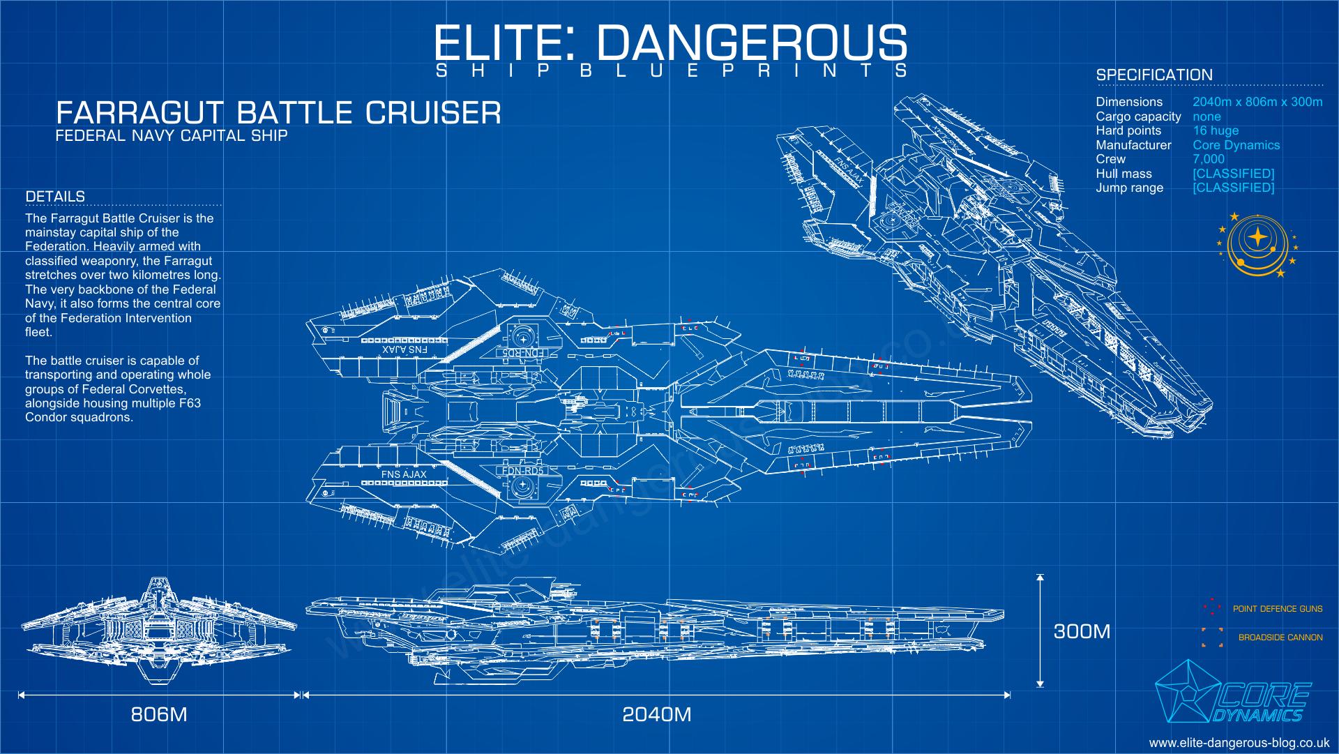 Image farragut battle cruiser blueprintg elite dangerous wiki farragut battle cruiser blueprintg malvernweather Choice Image