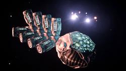 Thargoid-Sensor-in-Space