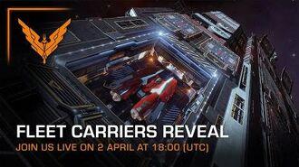 Fleet Carriers - Content Reveal