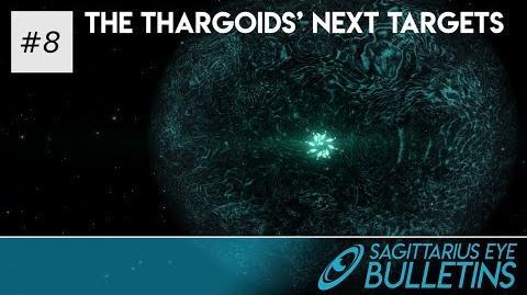 Sagittarius Eye Bulletin - The Thargoids' Next Targets