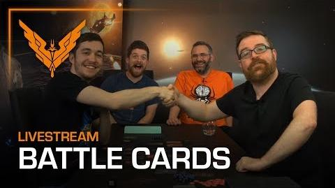 Announcing Battle Cards (24 May, 7PM BST)