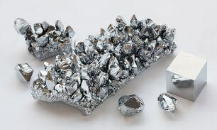Chromium crystals