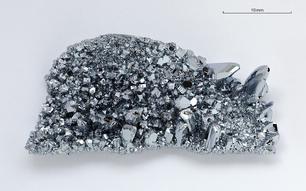 Osmium-crystals