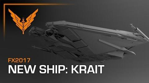 New Ship Krait - Elite Dangerous