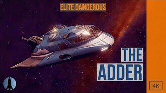The Adder Elite Dangerous