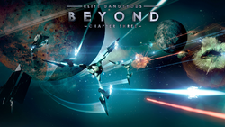 Beyond Chapter Three art