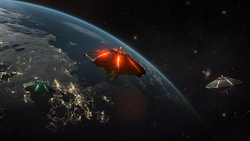 Thargoid Scouts 3.1