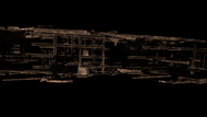 Corvette Wreckage Decks