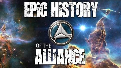 Elite Dangerous - Epic History of The Alliance
