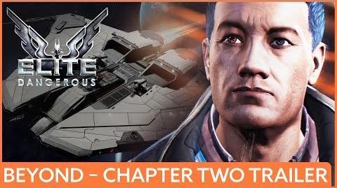 Elite Dangerous Beyond – Chapter Two cinematic trailer