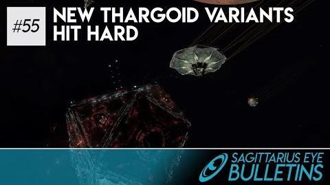 Sagittarius Eye Bulletin - New Thargoid Variants Hit Hard
