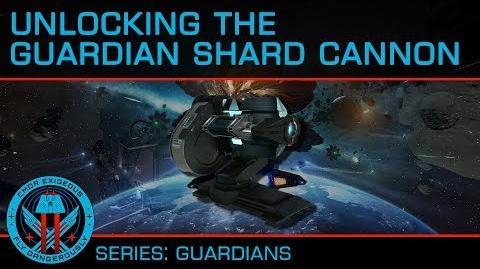 Tutorial- Unlocking the Guardian Shard Cannon