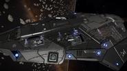 Python in battle