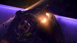 Station Attack Titan's Daughter