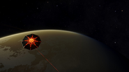 Thargoid-Scout-Berserker-Planet