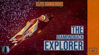 The Diamondback Explorer Elite Dangerous