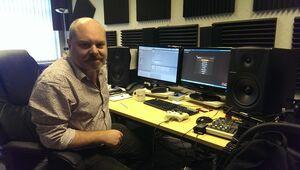 Jim Croft Head of Audio