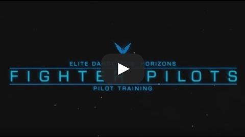 Fighter Pilots - Elite Dangerous Horizons Pilot Training