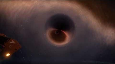 Elite Dangerous - Black Hole!