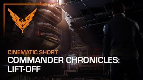 Commander Chronicles Lift-Off