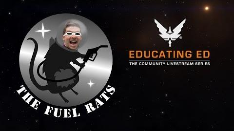 Educating Ed Episode 1- How to Fuel Rat