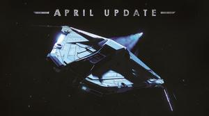 April Update banner