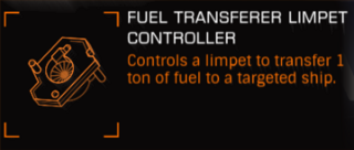 FuelTransfererLimpetController Ingame