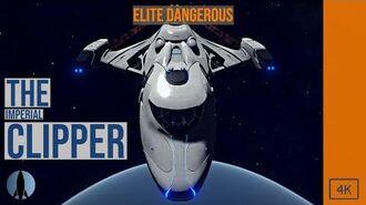 The Imperial Clipper Elite Dangerous