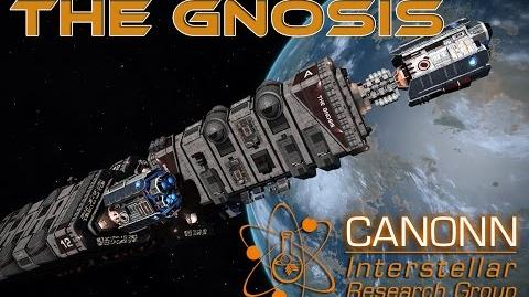 The Gnosis - Canonn Research Group's New Megaship!