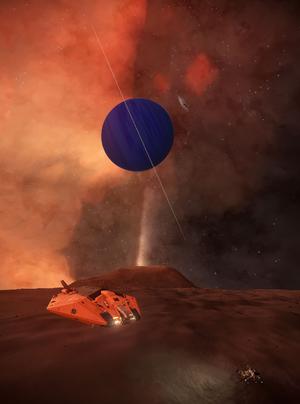 Hind-Nebula