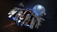 Type-10 Defender with T9 and T7