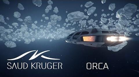 Ship Introducing Orca - Elite Dangerous Short cinematic video
