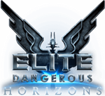 Elite Dangerous Horizons logo icon