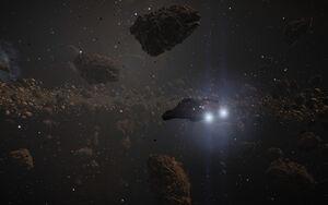 Metal asteroids