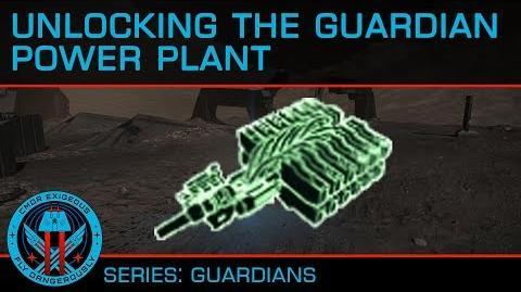 Tutorial- Unlocking the Guardian Power Plant