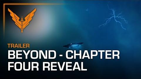 Elite Dangerous Beyond - Chapter Four Announcement