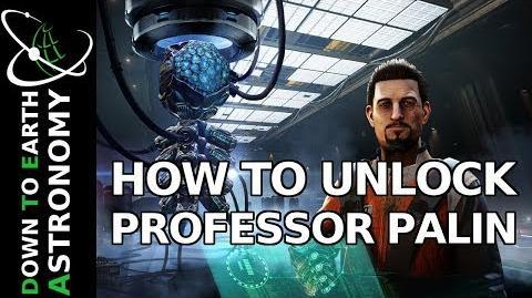 How to unlock Professor Palin