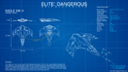 Eagle Mk II-blueprint