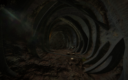 Thargoid Surface Site tunnel