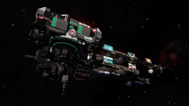 Diso-Shifnalport Carrier Construction Dock