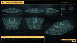 Sidewinder Schematic