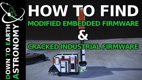 Modified Embedded Firmware