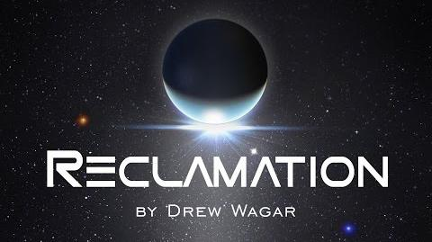 A reading from Elite Reclamation, an official Elite Dangerous novel