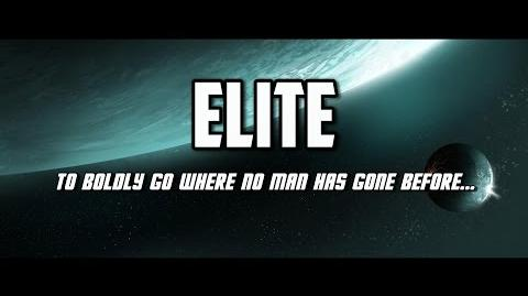 Elite - To Boldly Go Where No Man Has Gone Before