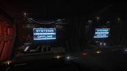 Obsidian Orbital repairing interior 3