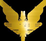 Elite Pilots Federation Logo (1984)