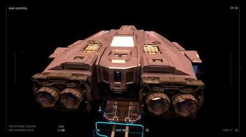 PS4 - Elite Dangerous - Keelback