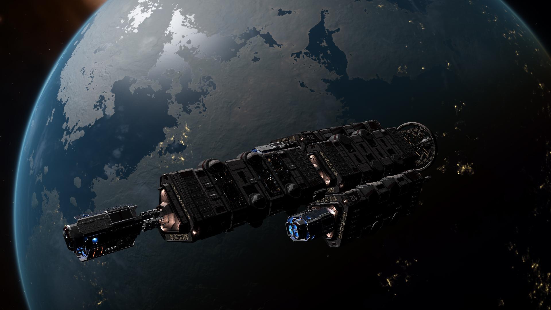 Megaship | Elite Dangerous Wiki | FANDOM powered by Wikia