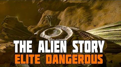 Elite Dangerous - The Alien Story So Far - Part 2